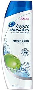 Head & Shoulders Head & Shoulders Green Apple Anti-dandruff Shampoo, 8.45 Fluid Ounce