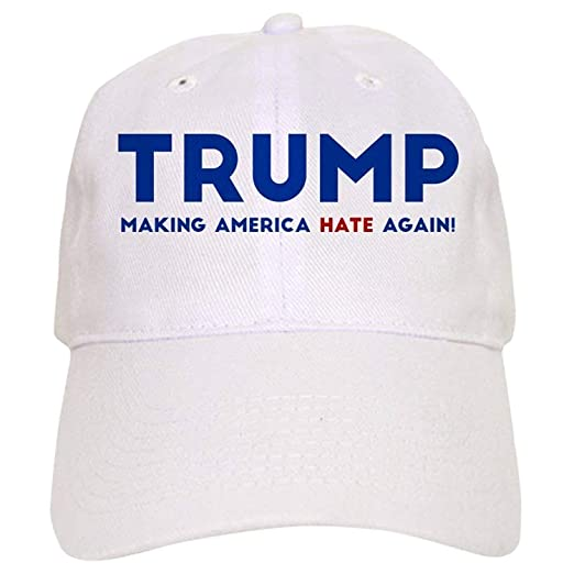 98839c56e3f843 Trump Making America Hate Again - Baseball Cap with Adjustable ...
