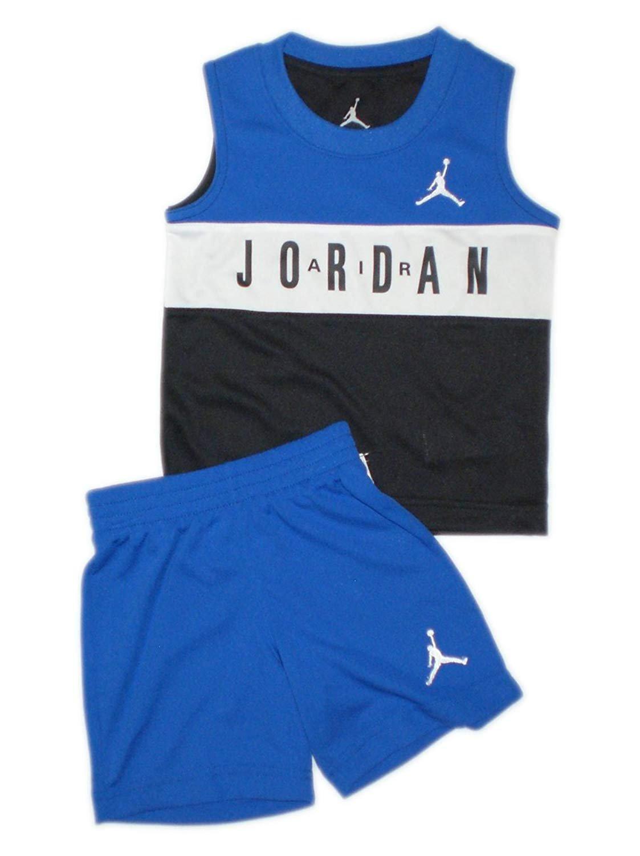 Nike Jordan Boy Tank-Top & Short, Size 4