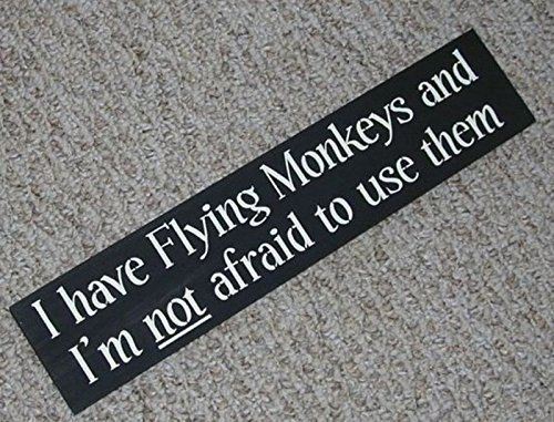 Have Flying Monkeys - 2