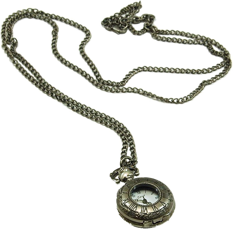 Reloj Colgante Spirit ASPL33 para Mujer en Color Plata Antigua