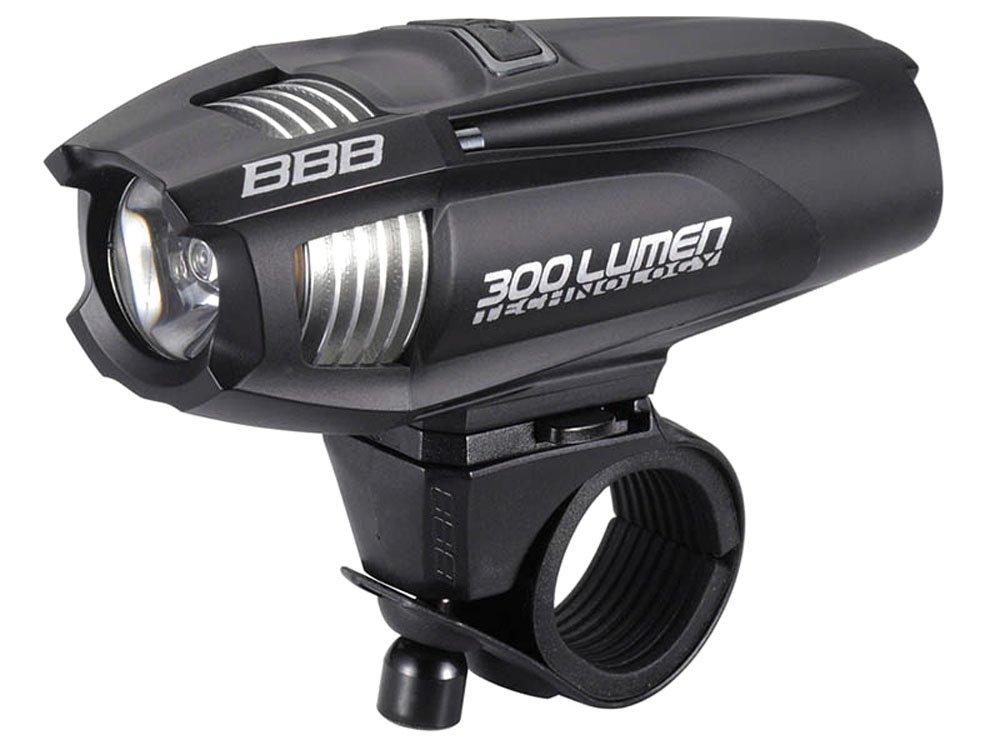 BBB BLS-71 ストライク300 充電式ヘッドライト ブラック 028605   B0732KJ7VF