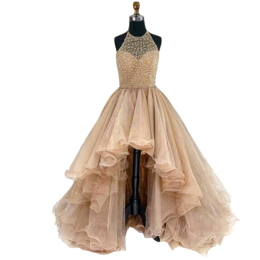 GMAR Women's High Low Prom Dresses Custom service Gift-Shawl-SH88363