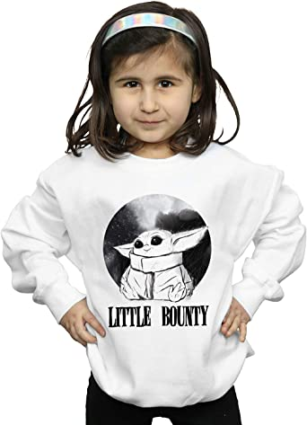 Star Wars Niñas The Mandalorian Little Bounty Camisa De ...