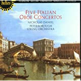 5 Concertos Italiens Pour Hautbois