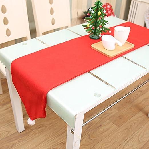 Woopower Camino de mesa de Navidad, 176 cmx34 cm telas no tejidas ...