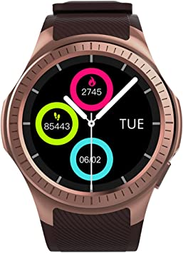 Docooler Microwear L1 Smartwatch 2G Teléfono GSM reloj 1.3 ...