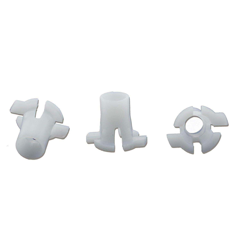 /Z de Parts Alemania 01270/Soporte para faro 10/x Clips de montaje soporte para faro Clips Ajuste Tornillo 191941142/63121378639 A/