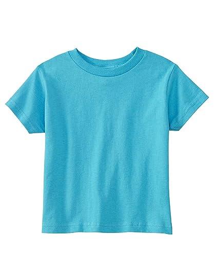 742b11bf3 Amazon.com: Rabbit Skins Toddler's 5.5 oz. Jersey Short-Sleeve T ...