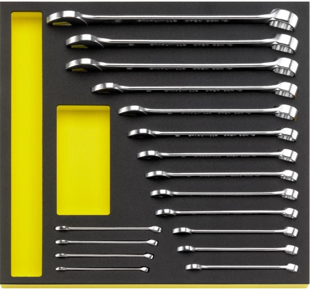 Stahlwille 96830351 TCS 13//17 Combination Spanner Set 17 Pieces