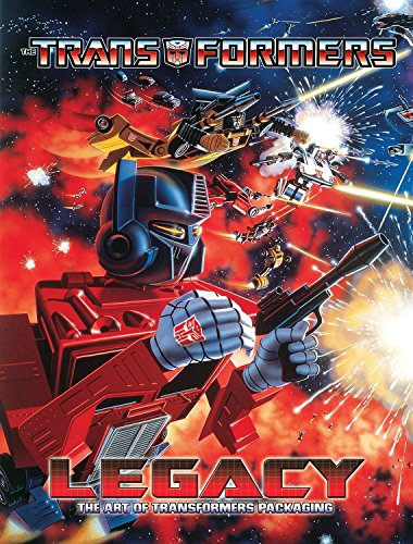 (Transformers Legacy: The Art of Transformers Packaging)