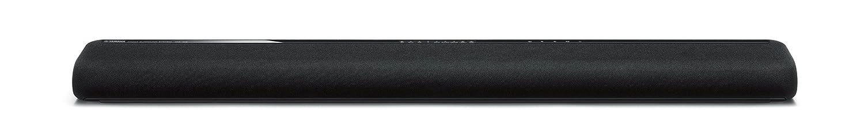 Yamaha YAS106 B Ultra Slim Design Sound Bar, Black Yamaha Canada