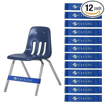 Amazon.com: Bouncy - Bandas para silla (12 unidades ...