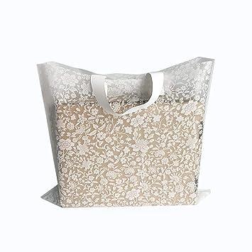 Amazon.com: FENGLY - Bolsas de plástico extragruesas con ...