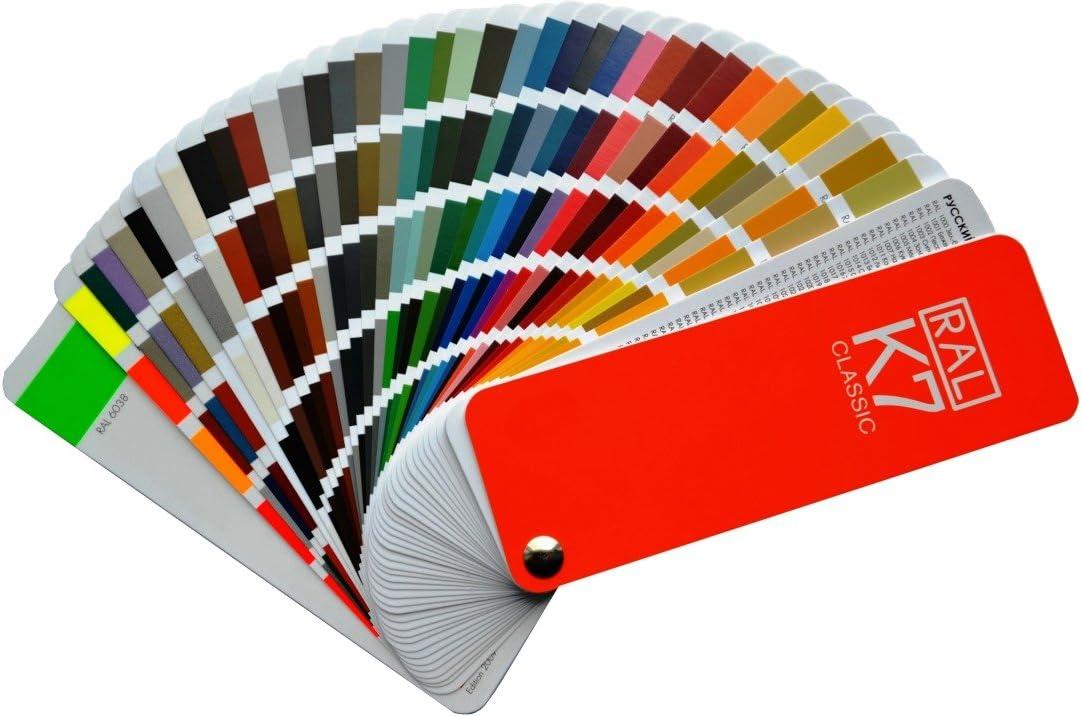 Ral K7 Farbfacher Amazon De Burobedarf Schreibwaren