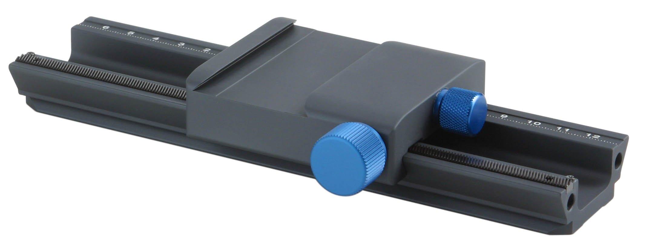 Novoflex Q System Focusing Rack with Quick Release Base (CASTEL-Q) by Novoflex