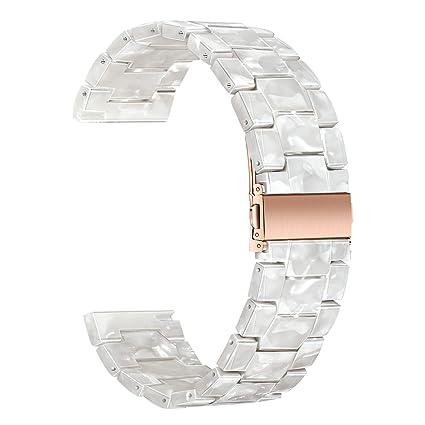 Amazon.com: TRUMiRR - Correa de reloj para Samsung Galaxy ...