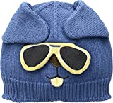 Dolce & Gabbana Kids Baby Boy's Mimmo Hat (Infant) Blue Hat