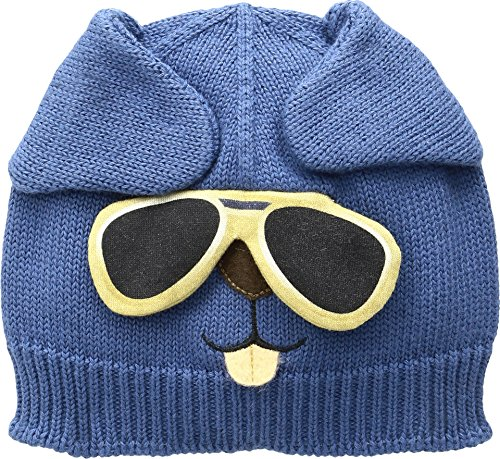 Dolce & Gabbana Kids Baby Boy's Mimmo Hat (Infant) Blue Hat Dolce & Gabbana Hat