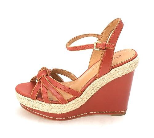 089cf3d87e60 Coach Womens Dalton Open Toe Casual Platform Sandals  Amazon.co.uk ...
