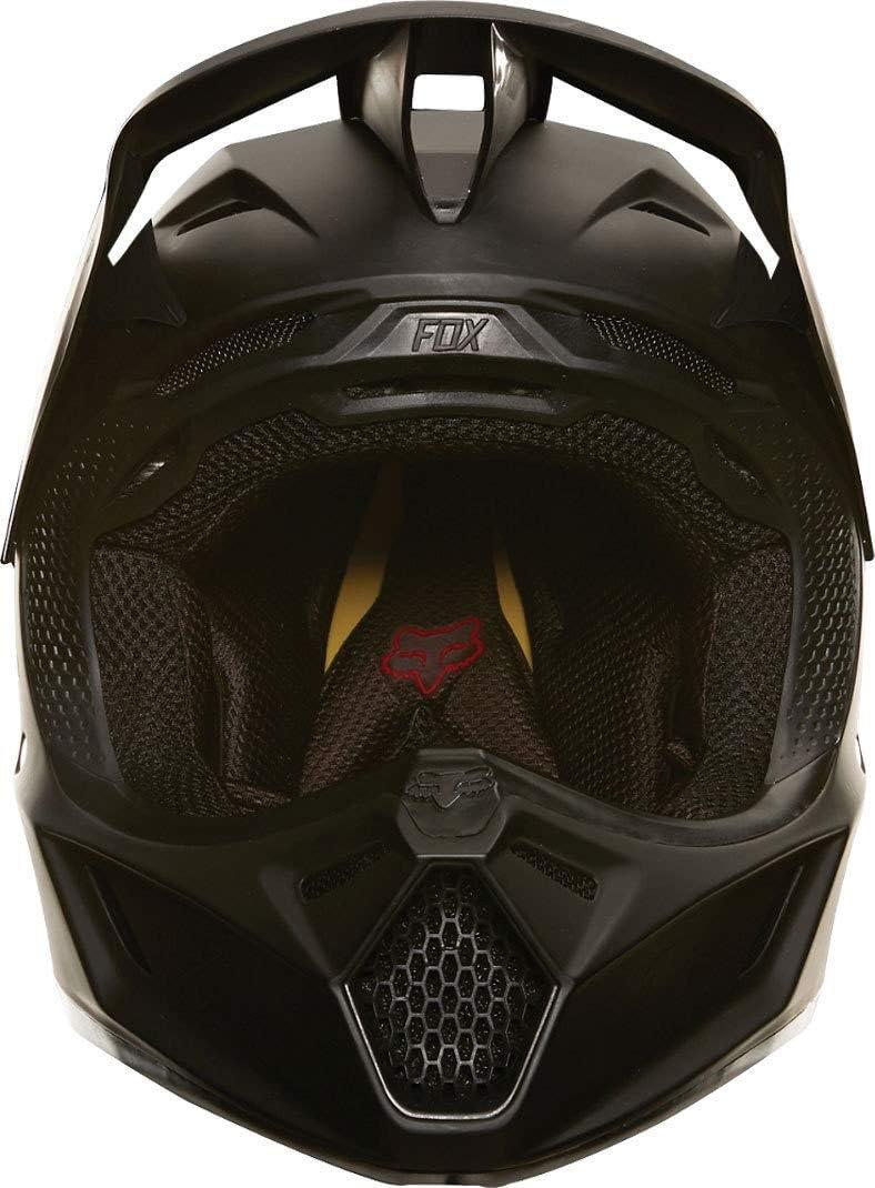 Helmet Fox V-3 Carbon Matt Black Xl