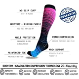 3/5 Pairs Compression Socks Women & Men - Best