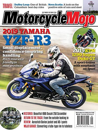 Motorcycle Mojo Magazine (Best Paint For Newspaper)