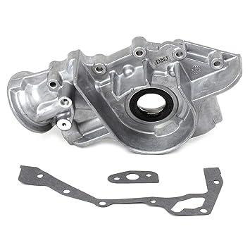 Amazon.com: DNJ Componentes del motor op420 Bomba de aceite ...