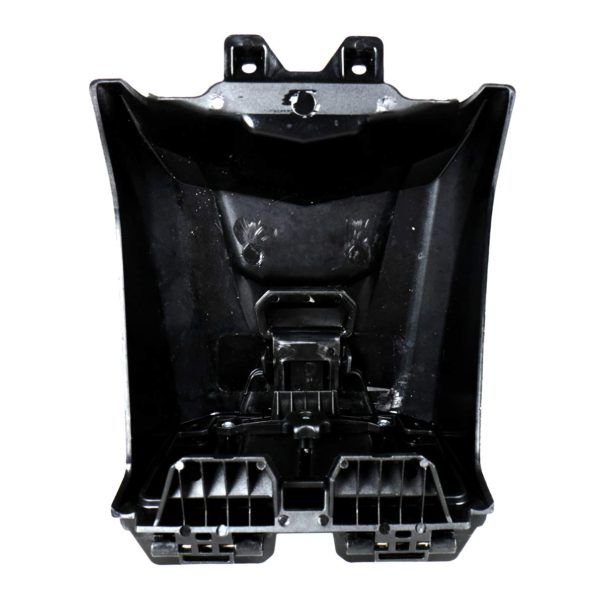 Rudyness Electronic Device Holder with Integrated Storage for 2017-2018 Can Am Maverick X3 Models