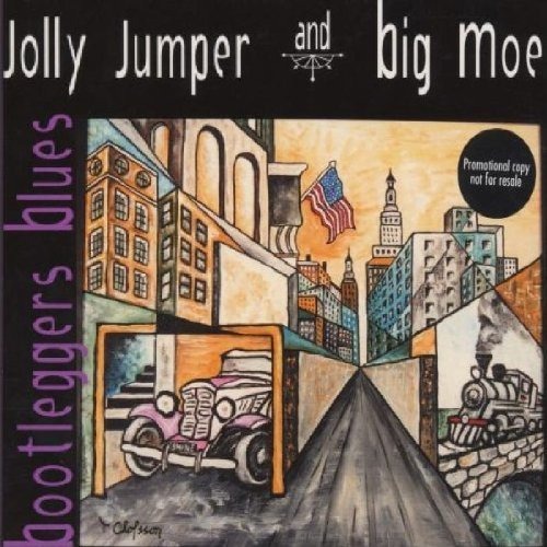 Price comparison product image Bootleggers Blues by Jolly Jumper & Big Mo [Music CD]
