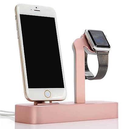 Amazon.com: iPhone 6S/6S Plus Dock Base de carga, Apple ...
