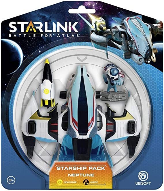 Starlink - Battle For Atlas, Pack Nave Neptune: Amazon.es: Videojuegos