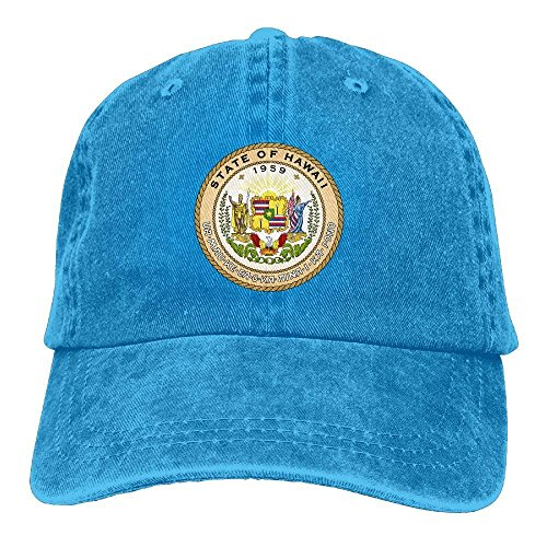 Sports Adult of Hawaii Adjustable béisbol Baseball of Structured Hat Seal Cowboy State Gorras The Yuerb qz1RxwEE