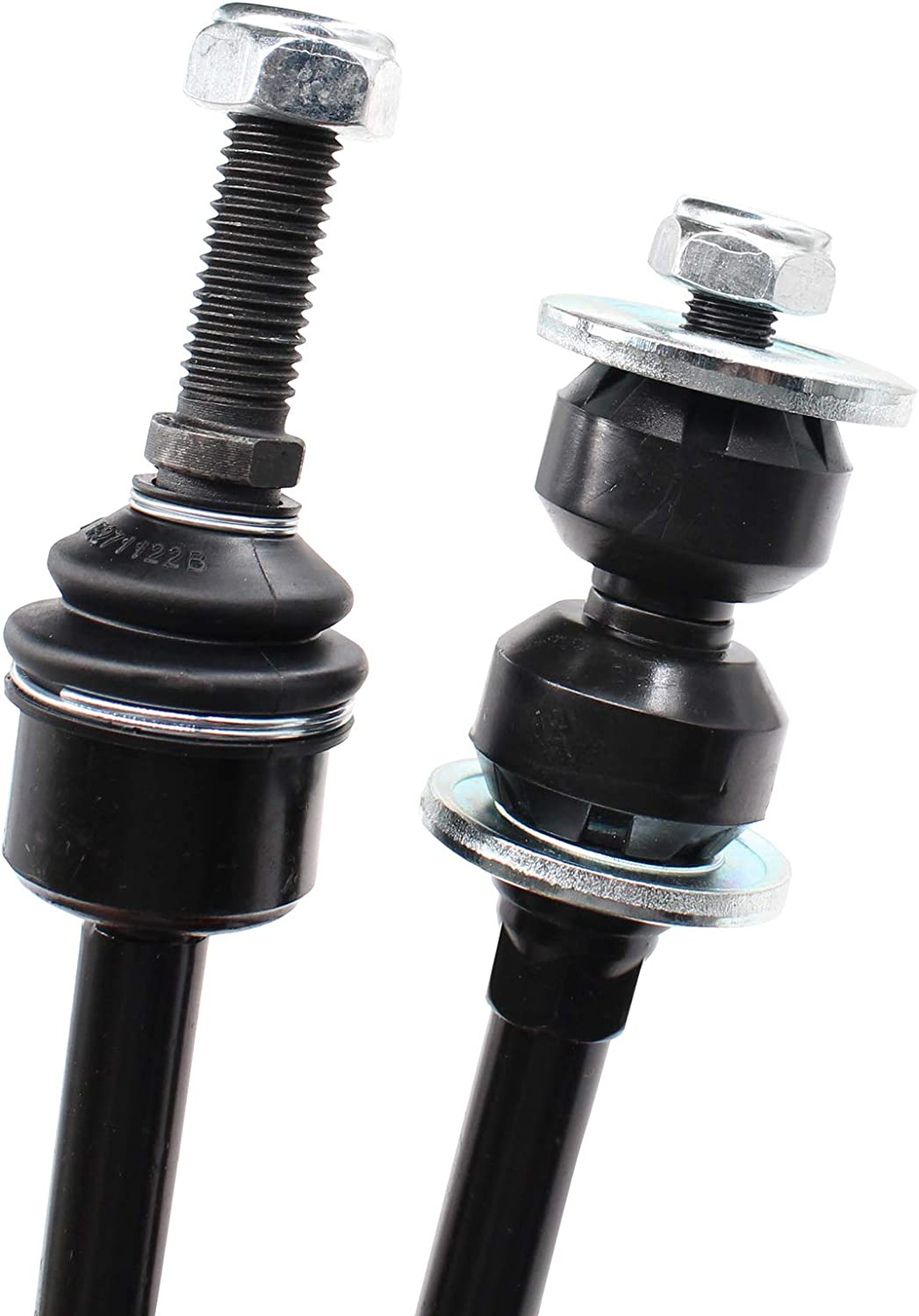 XtremeAmazing Front Sway Bar Stabilizer End Links Suspension Kit Set of 2
