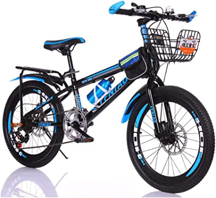 TD Bicicleta para Niños 6-7-8-9-10-11-12 Años Carro De Bebe Niño ...