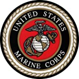 Marines Spare Tire Cover for Jeep RV and more (Select from popular sizes in drop down menu or contact us