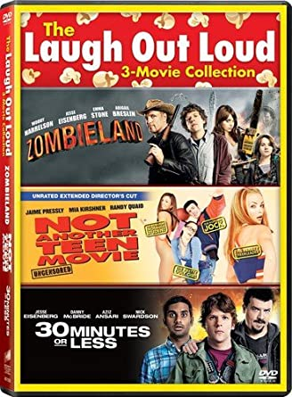 30 Minutes Or Less / Not Another Teen Movie Edizione: Stati ...