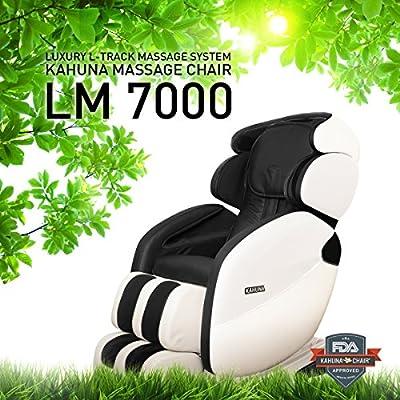 Premium Dynamic Target Spot KAHUNA Massage Chair?? LM-7000, 5YRS BEST WARRANTY¢®?