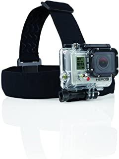 Navitech Helmet/Headband/Head Strap Mount for The AEE 360 Proview Cam
