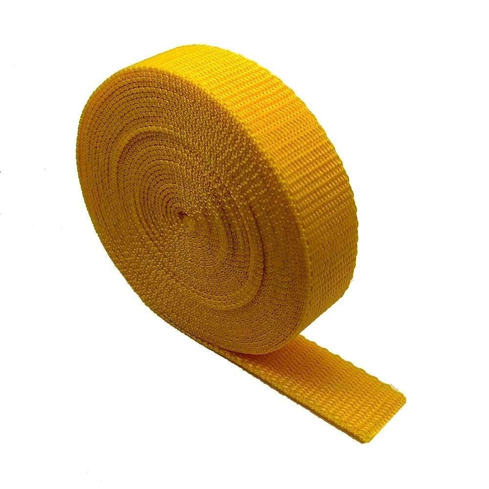 Cincha de polipropileno de 5 m x 35 mm, varios colores, Handystraps, negro: Amazon.es: Deportes y aire libre