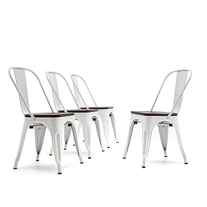 Astonishing Amazon Com Globe House Products Ghp 4 Pcs 264 Lbs Capacity Inzonedesignstudio Interior Chair Design Inzonedesignstudiocom