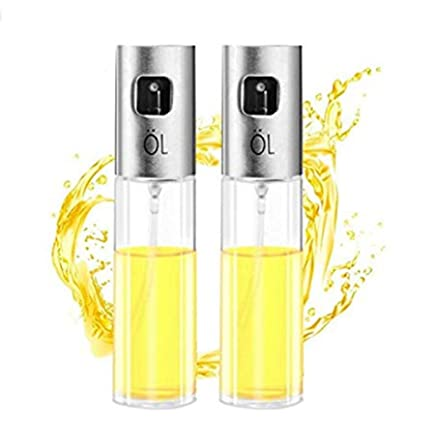 CQ Frasco De Aceite De Vidrio Frasco De Aceite De Spray De Barbacoa Botella De Spray