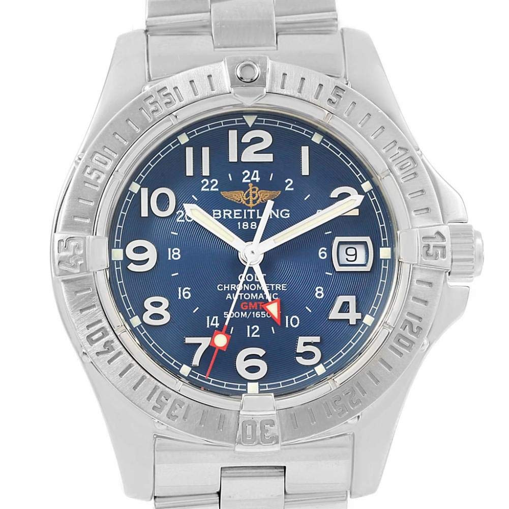 fac59dde084 Amazon.com: Breitling Colt Automatic-self-Wind Male Watch A32350 (Certified  Pre-Owned): Breitling: Watches