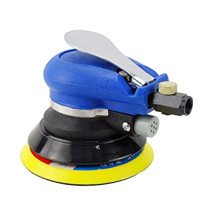 Tools 6 10000rpm Pneumatic Sander Air Random Orbital Palm Sander Polisher Auto Body Orbit Da Sanding Power Tools Buy One Give One Power Tools