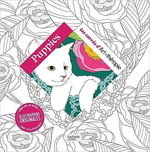 Livre Puppies: 100 coloriages pdf