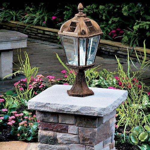 Outdoor Lamp Post Victorian - 9