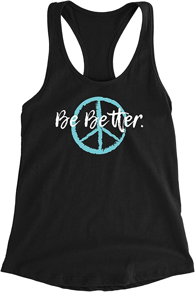 Workout Yoga Tank Tops for Women Racerback Graphic Woman Top Quotes