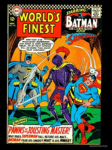 World's Finest Comics #162 VF/NM 9.0