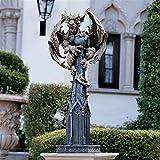 Design Toscano Raptor, Gargoyle Surveyor of the Realm Sculpture Review
