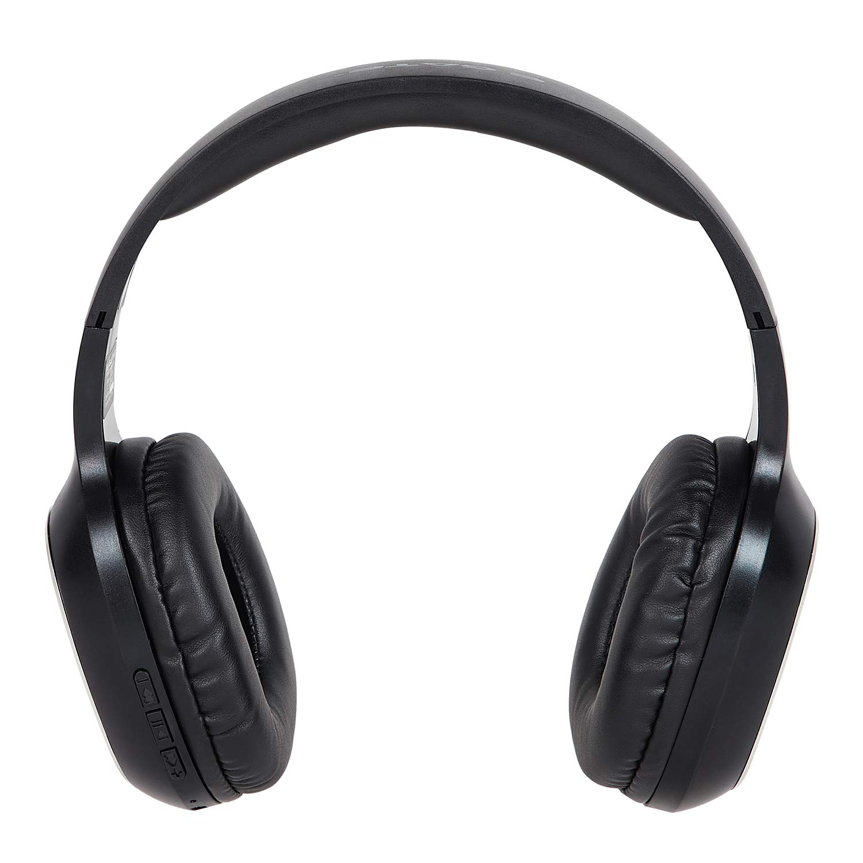 Egate Tornado 204 On-Ear Wireless Bluetooth Headphone with Mic (Black)